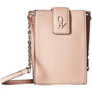 Nine West full of sparkle crossbody